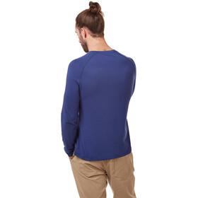 Craghoppers NosiLife Bayame II Longsleeved T-Shirt Herren lapis blue
